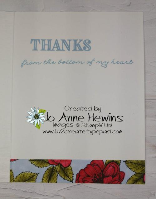 Color Fusers April True Love Inside by Jo Anne Hewins