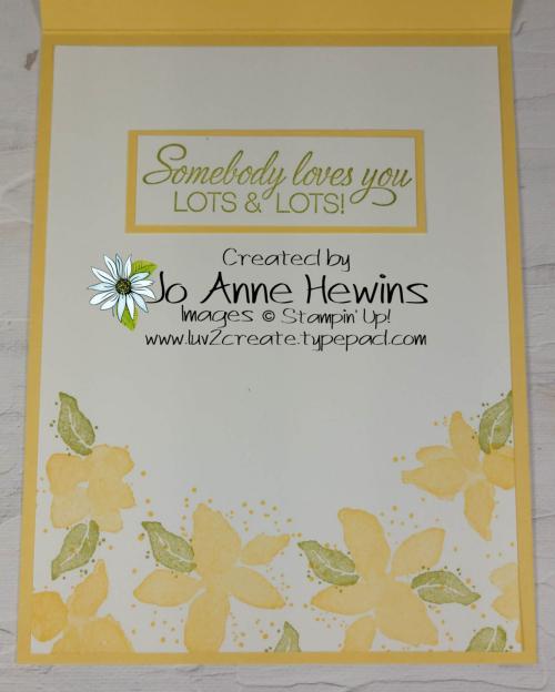 Parcels & Petals Inside by Jo Anne Hewins