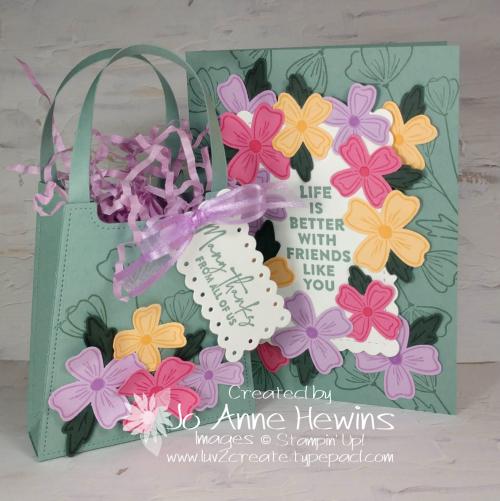 OSAT Flowers of Friendship Duo by Jo Anne Hewins