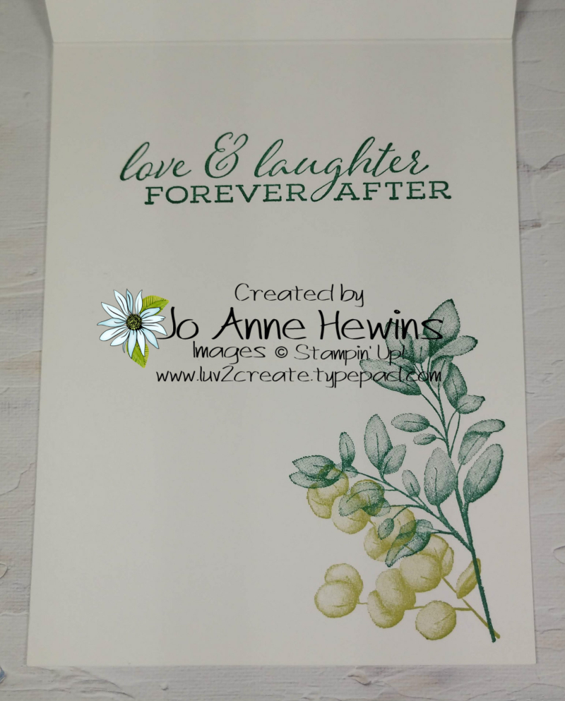 Forever Greenery by Jo Anne Hewins