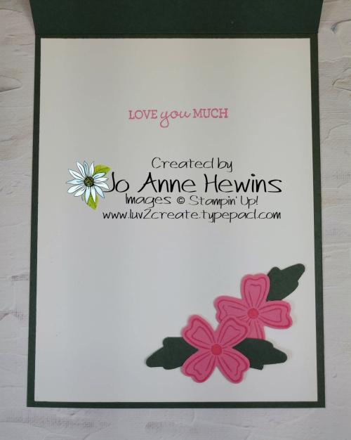 NC Blog Hop Pleased as Punch Inside by Jo Anne Hewins