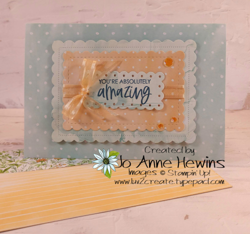 Hand-Penned Cards & Envelopes Card by Jo Anne Hewins