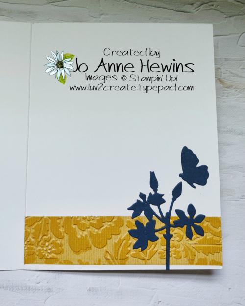 CCMC#670 Pattern Party Sketch Inside by Jo Anne Hewins