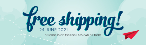 Free shipping June 24th