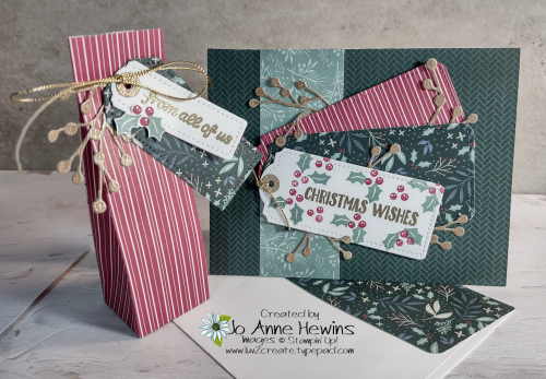 OSAT for July Christmas in July Combo by Jo Anne Hewins