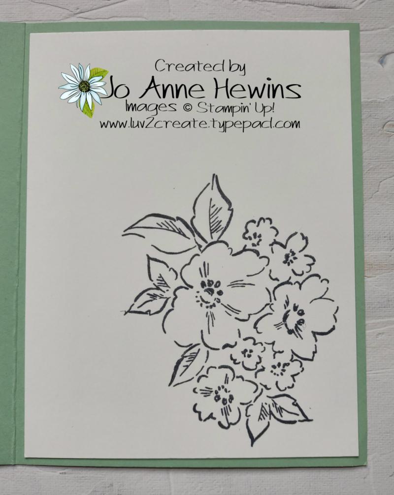 Hand Penned Inside by Jo Anne Hewins