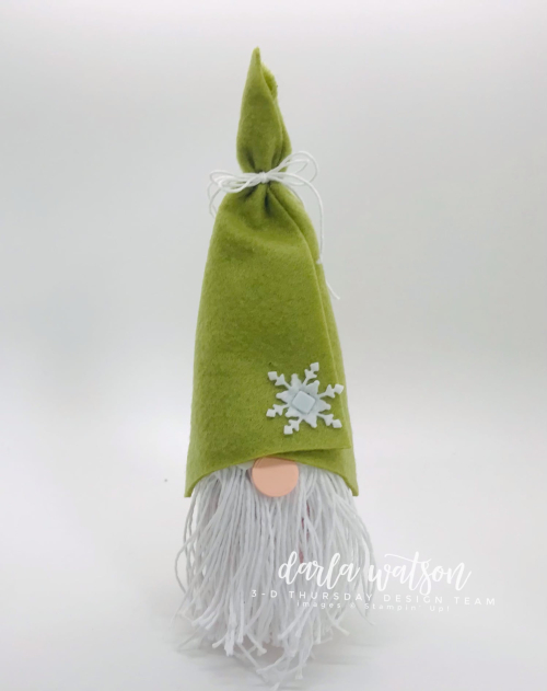 3D NO Sew Gnome 3
