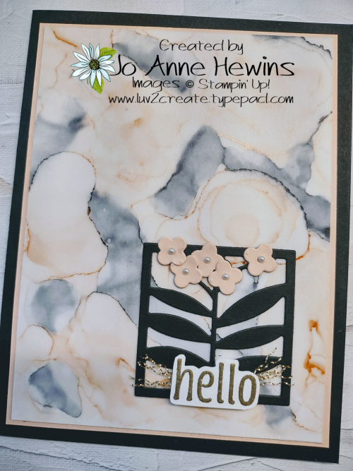 Color Fusers All Squared Away by Jo Anne Hewins
