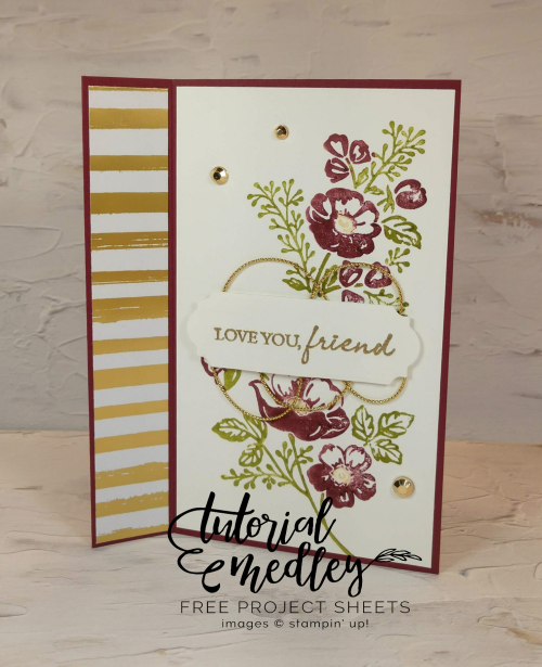 Tutorial Medley Shaded Summer by Jo Anne Hewins