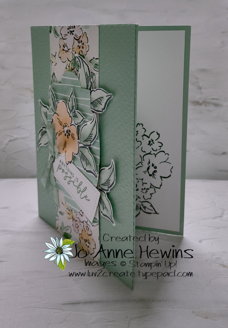 Hand Penned Project by Jo Anne Hewins