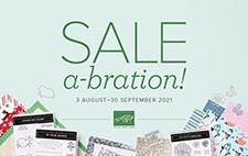 Sale-a-Bration catalog pic 2021