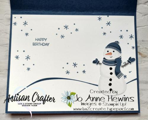 CCMC #680 Penguin Playmates Inside by Jo Anne Hewins