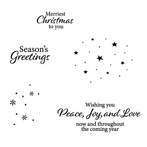 Christmas Whimsey Card Kit 3