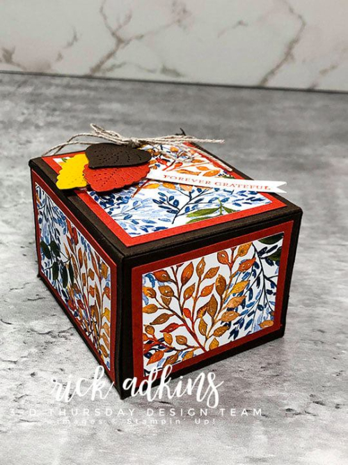 Through It All Together Fall Gift Box 2